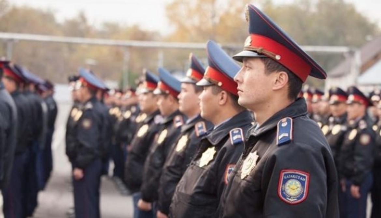 МВД набирает кандидатов для работы в патрульной полиции по всему Казахстану