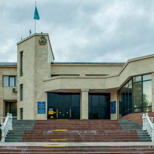 Пресс-служба акима Усть-Каменогорска