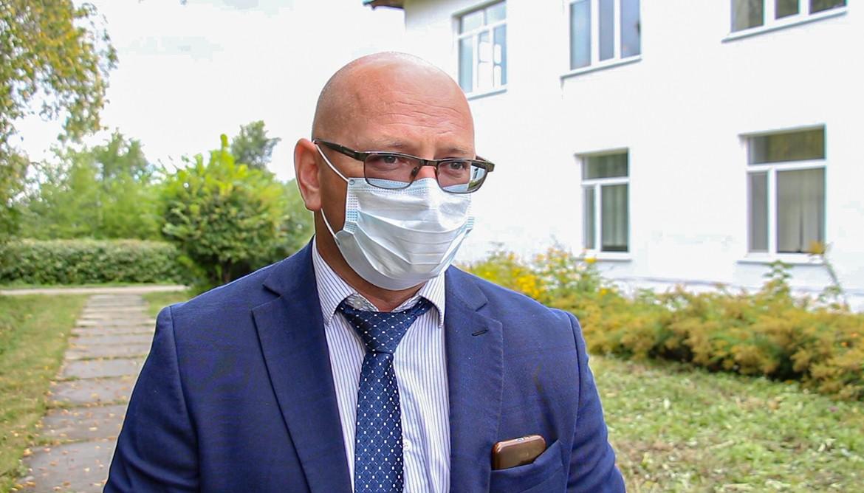 Михаил Бугайцов, главный врач Шемонаихинской районной больницы ВКО